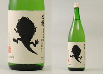 今錦 特別純米酒 おたまじゃくし 1.8L