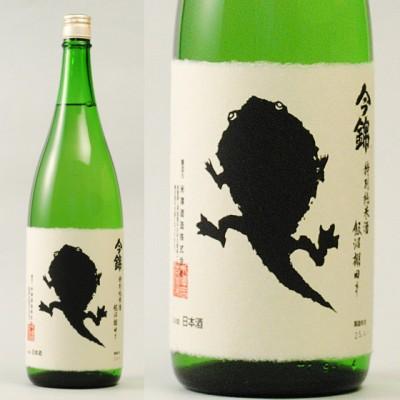 今錦 特別純米酒 おたまじゃくし